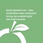 Estratégia para redução do sal (ervas aromáticas)