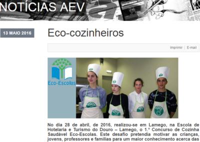In Agrupamento de Escolas de Valdevez, 13-05-2016.