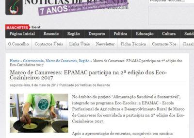 In Notícias de Resende, 08-05-2017.