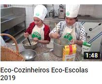 Vídeo Resumo das Provas Regionais Eco-Cozinheiros 2019
